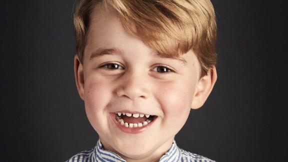 Happy birthday, Prince George!