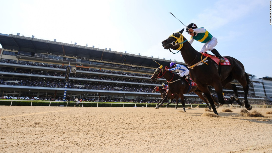 With a new quarantine protocol, the Korea Racing Authority (KRA) plans to stage some of the biggest events on the horse racing calendar within five years.