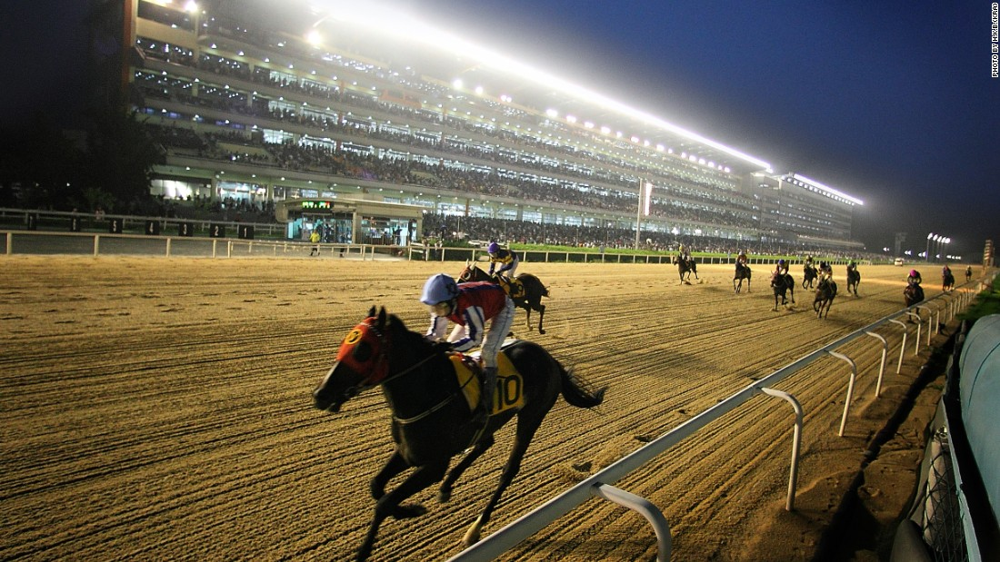 "A two-way process of ""internationalization"" is underway, with leading foreign jockeys and trainers employed domestically, and Korean runners beginning to attend major race meetings overseas."