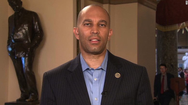 Rep. Jeffries: Americans deserve a better deal