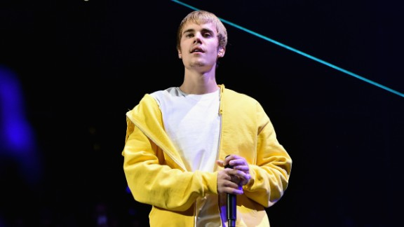 Bieber was accused of allegedly punching a fan in Barcelona in November 2016. Video of the incident appeared to show the singer's hand making contact with the young man's face which was bloodied after the fan leaned into Bieber's vehicle.