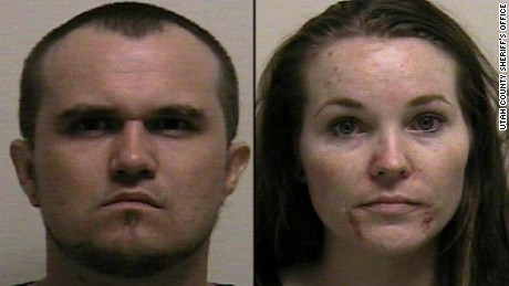 Colby Glen Wilde, 29, and Lacey Dawn Christenson, 26.