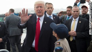 Trump's missed opportunity to be a role model for Scouts