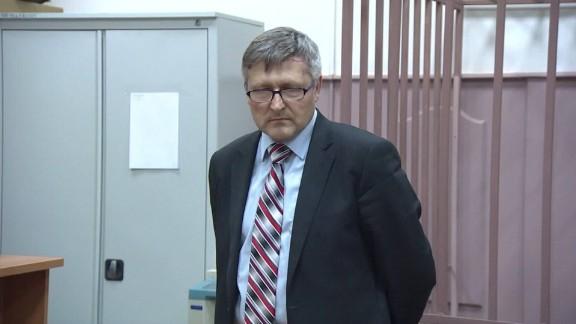 Nikolai Gorokhov, the long-time lawyer for the Magnitsky family.