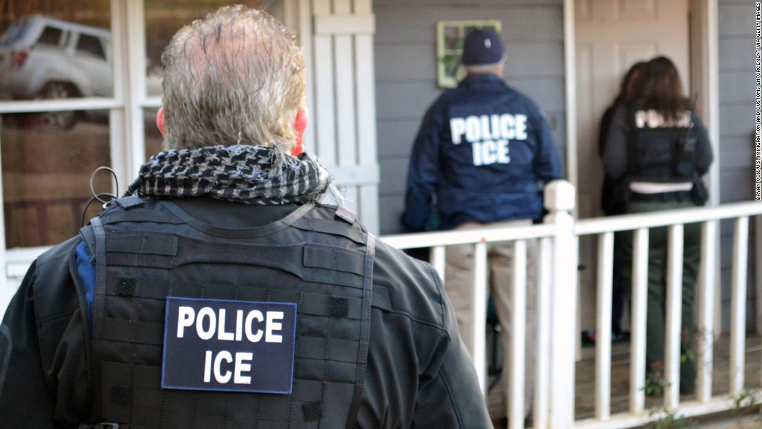 New York Times: ICE to begin nationwide immigration raids Sunday