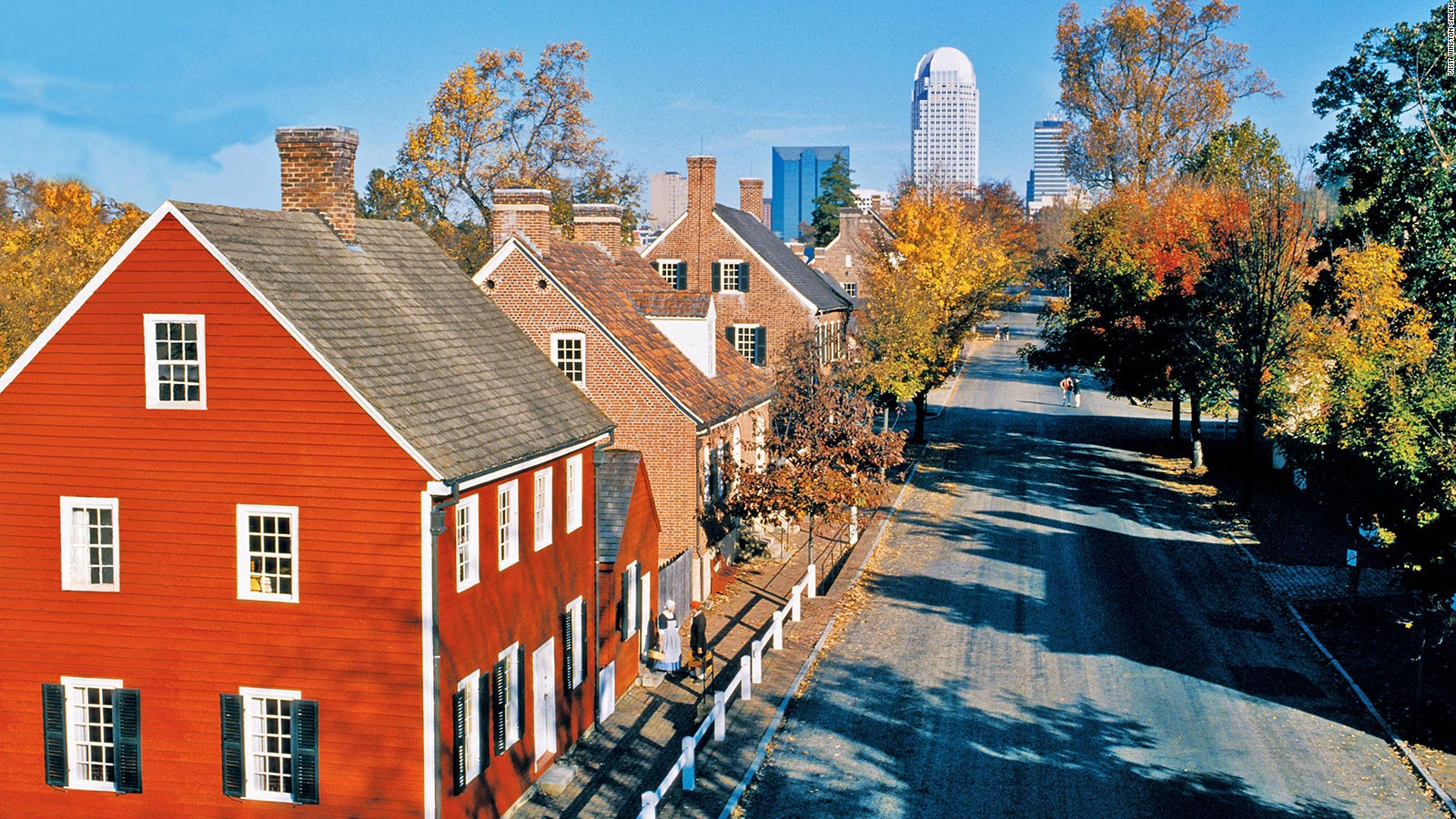 15 charming cities in the American South worth a visit | CNN