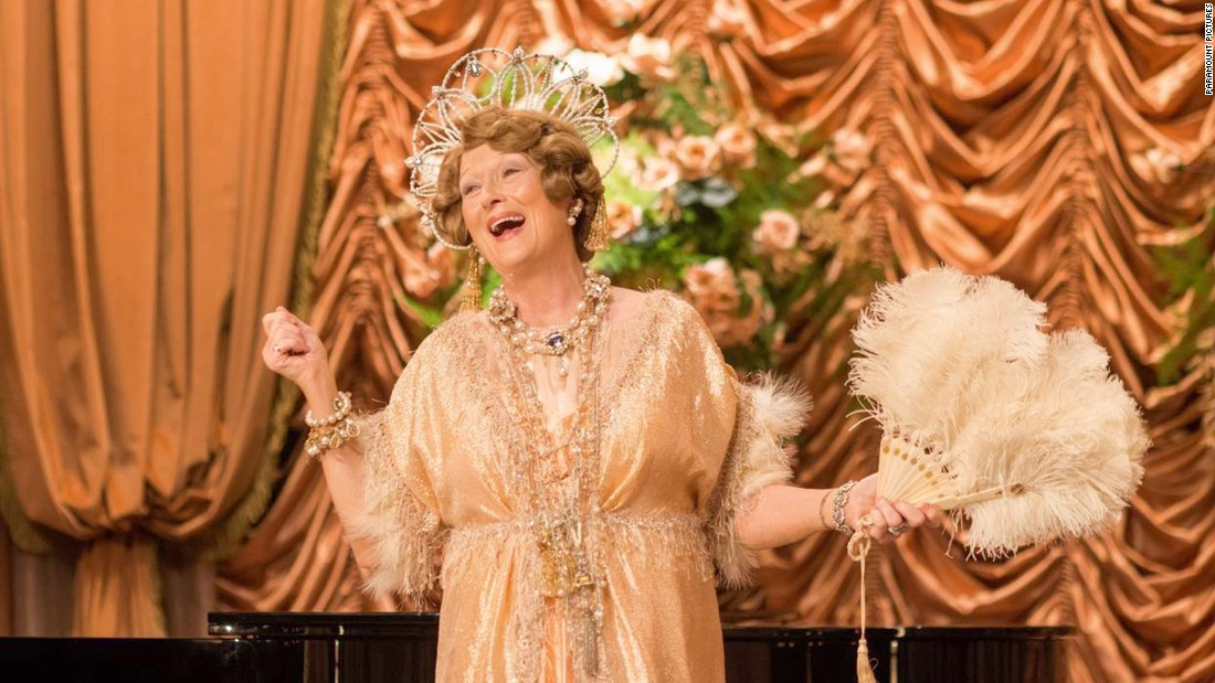 "<strong>""Florence Foster Jenkins"":</strong> Meryl Streep stars as real life New York heiress Florence Foster Jenkins, whose love of singing opera didn't quite match up to her skill. <strong>(Amazon Prime, Hulu) </strong>"