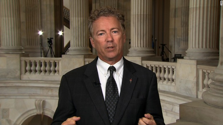 Rand Paul on GOP bill: Start small and build