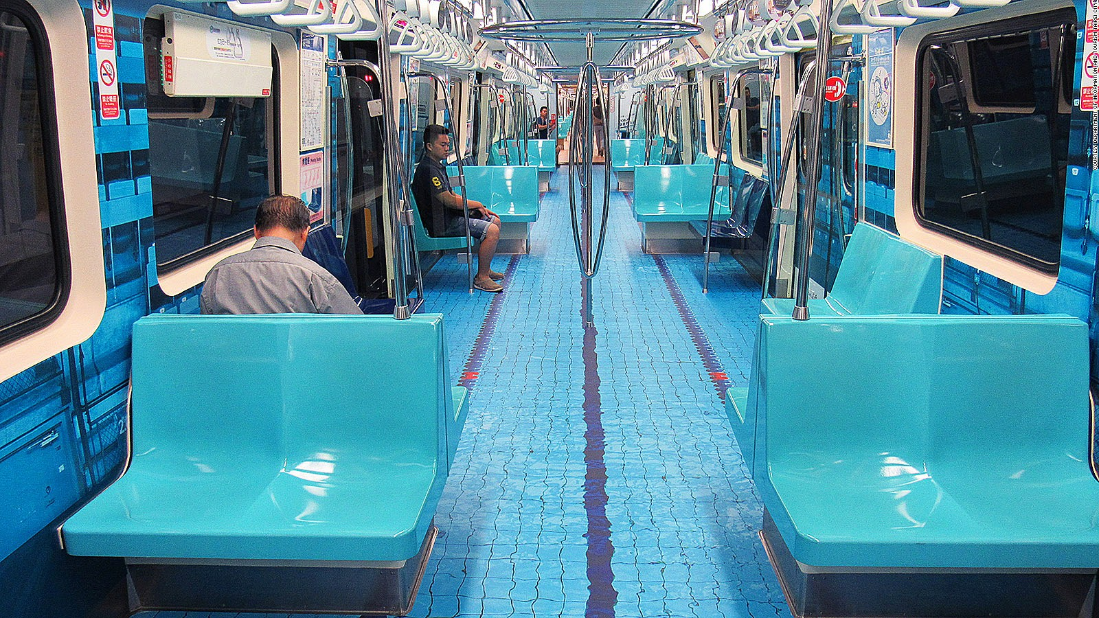 Swimmingpool  Taipei turns metro into 'swimming pool' for Universiade 2017 | CNN ...