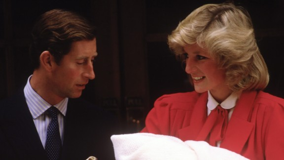 Diana gave birth to a second son, Harry, in September 1984.