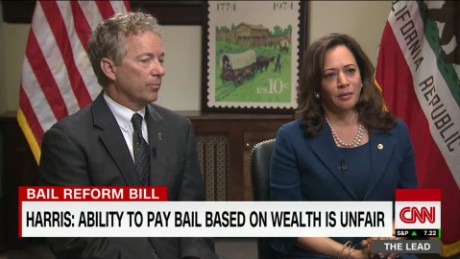lead rand paul kamala harris bipartisan bail bill jake tapper _00032411