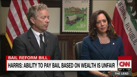 lead rand paul kamala harris bipartisan bail bill jake tapper _00032411.jpg