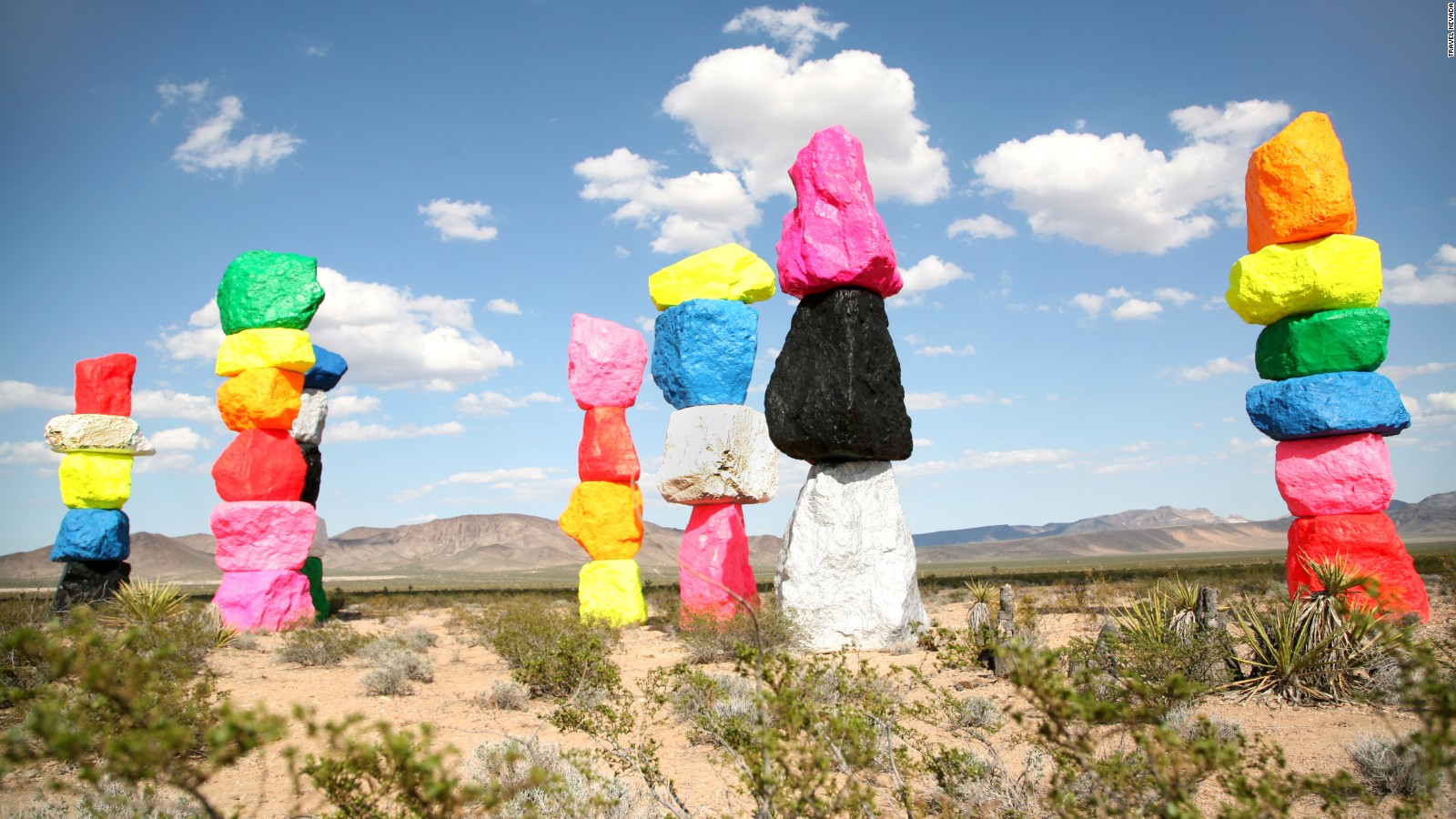 10 must-see places outside Las Vegas | CNN Travel