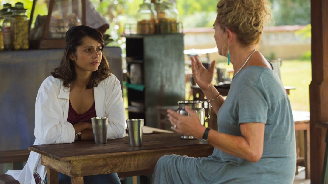 "<strong>""The Good Karma Hospital"":</strong> This seductive medical drama is set in a coastal town in tropical South India, following the story of young doctor who arrives in India looking for a job and a distraction from her heartbreak. <strong>(Acorn TV)</strong>"
