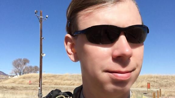 Army Staff Sgt. Patricia King, a transgender woman, says she will keep reporting for duty until told otherwise.