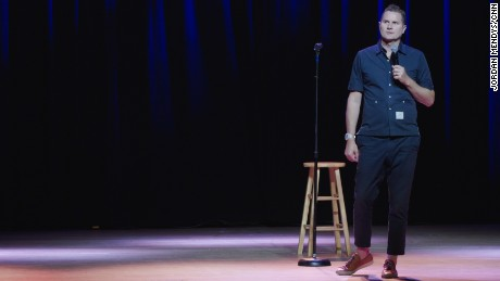 Rob Bell, the former megachurch pastor who was condemned for questing the existence of hell, takes his controversial message to Atlanta and other Bible Belt cities.