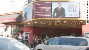 Outlaw pastor Rob Bell shakes up the Bible Belt - CNN