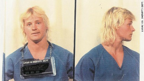 Crandell after his third drunk driving arrest when he was 26.