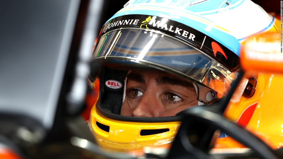 Alonso is hopeful that McLaren's switch from Honda to Renault for the 2018 season will allow him to compete with the likes of Mercedes, Ferrari and Red Bull.