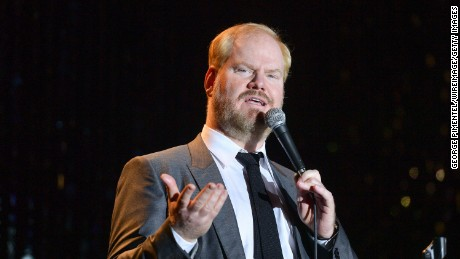 Jim Gaffigan performs at Laughter Is The Best Medicine III Gala on May 13, 2017 in Toronto, Canada.