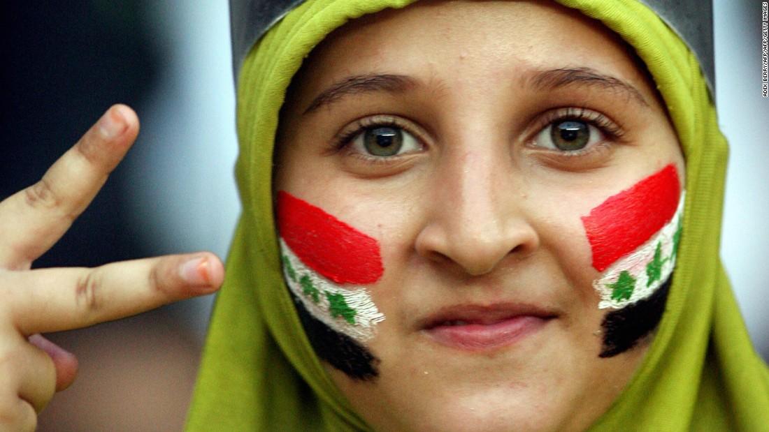 ирак жители лица фото периодические ноющие