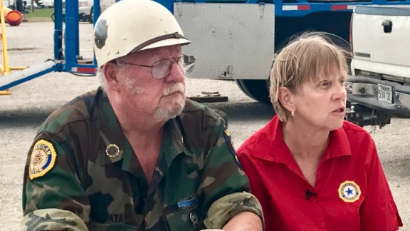 """Larry and Ann Sabata are Butler County, NE residents and Trump supports. Larry is a Vietnam veteran and believes the President's agenda is being obstructed. Ann would like to see the President tone down his """"tweets""""."""