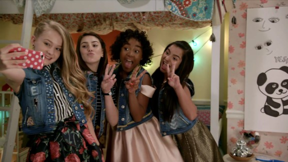 """The music group L2M are the stars of the YouTube Red series """"Hyperlinked."""""""