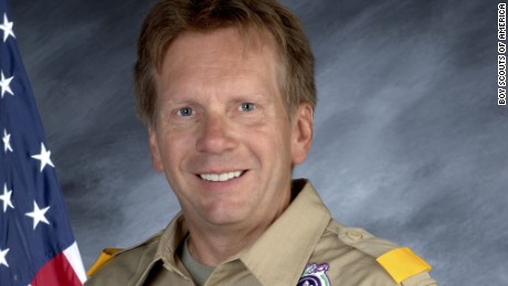 Michael Surbaugh is the chief Scout executive of the Boy Scouts of America.