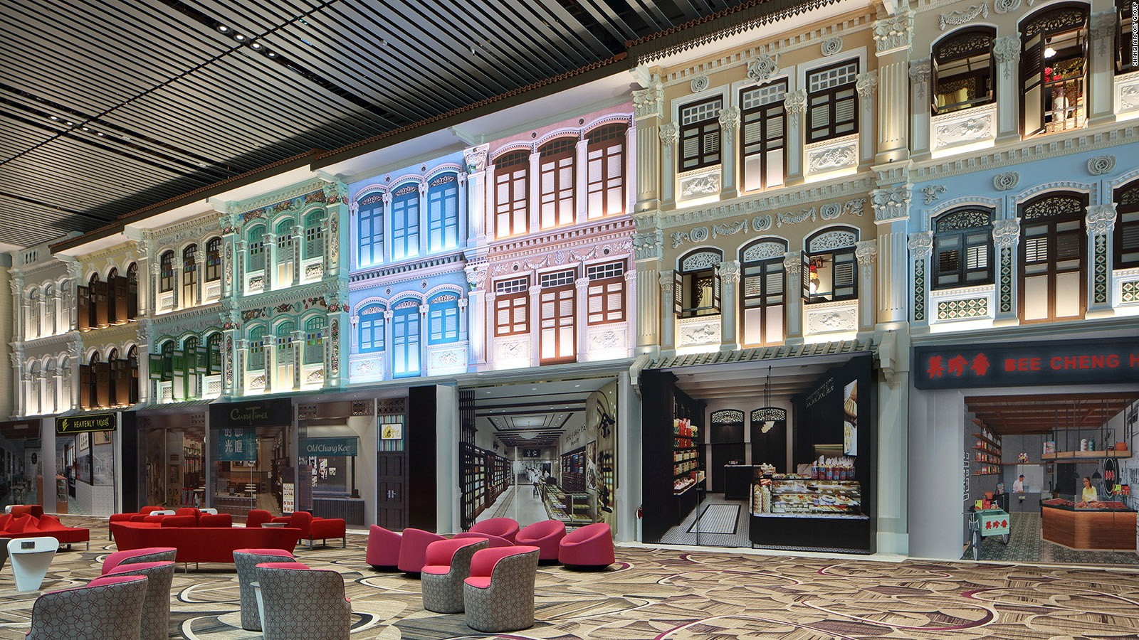 Singapore Changi Airport's new terminal is dazzling | CNN Travel