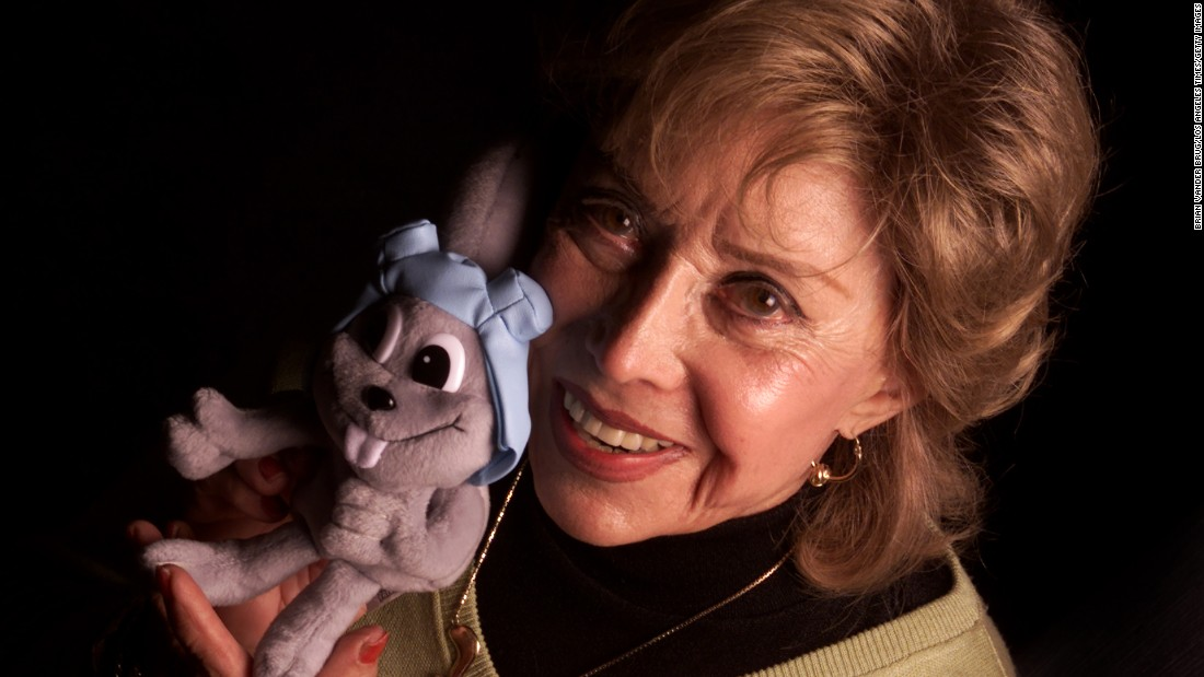 "<a href=""http://www.cnn.com/2017/07/27/celebrities/june-foray-dies-obituary/index.html"" target=""_blank"">June Foray</a>, the iconic voice of Rocky and Natasha in the popular and memorable ""Rocky and Bullwinkle Show,"" died July 26. She was 99. Foray also was the voice of Nell in ""Dudley Do-Right,"" Granny in the ""Tweety and Sylvester"" cartoons and Cindy Lou Who in ""How the Grinch Stole Christmas."""