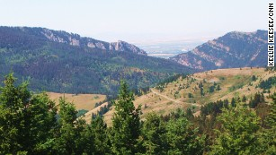 Yellowstone: Our first national park