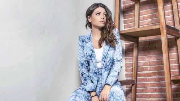 Alanoud Badr, a Saudi-born, Dubai-based fashion blogger-turned-designer, used Instagram to kick-start her brand Lady Fozaza. Worn by the likes of Kim Kardashian and Lady Gaga, Badr's blazers are in keeping with fashion's modest wear trend.