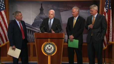 GOP senators' full remarks on 'skinny bill'
