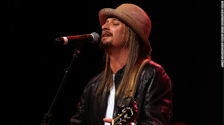 Kid Rock Senate run  Republican PAC chief interested - CNNPolitics 71b0a1b9175