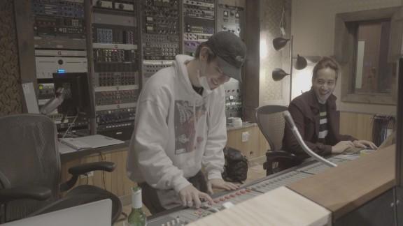 (Left to right) Joji and Sean Miyashiro