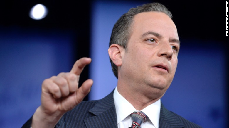 Mike Pompeo traveled with Reince Priebus on his plane to Wisconsin this week