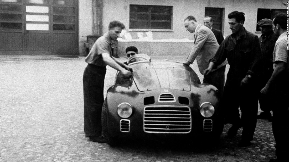 The first ever Ferrari was fired up and left the Maranello factory gates 70 years ago. What followed would reshape motorsport history.