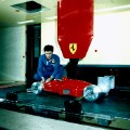 Wind Gallery for Aerodynamic Tests with 1-3 scale models Ferrari Under the Skin/Design museum