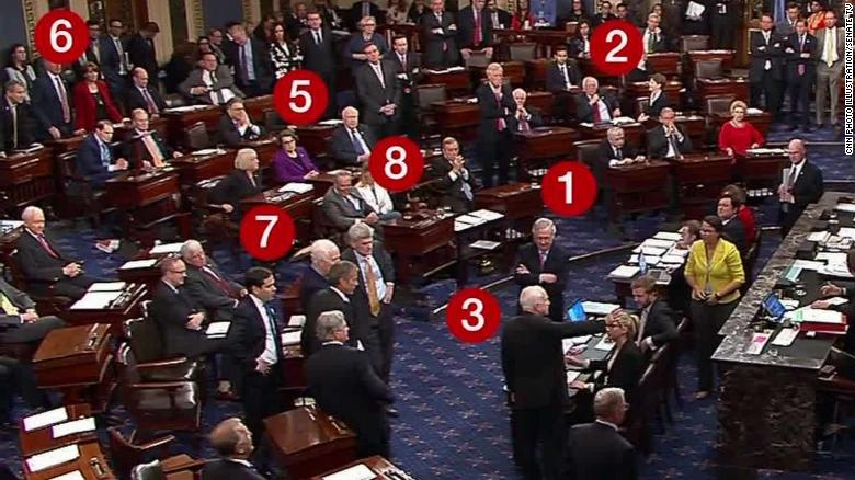 19 seconds mccain vote nr_00001419