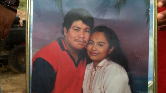 Ismael Lopez and his wife Claudia Lopez