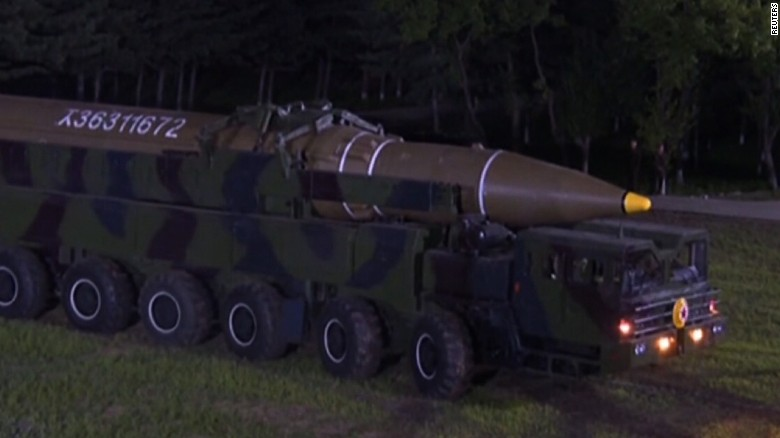 US tests anti-missile system