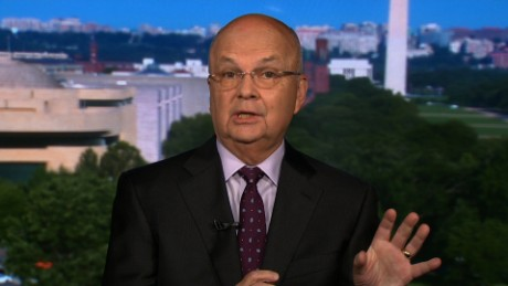 general michael hayden new day intv