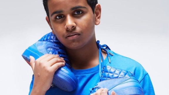 Social media sells -- in Dubai, perhaps more so than anywhere in the world -- and Instagrammers are utilizing their following to build their brands. Rashed Belhasa, known to his followers as Money Kicks, is a 15-year-old sneaker-collector and vlogger with a large following on Instagram and YouTube. Belhasa has used his platform to launch a clothing line and various brand collaborations, with celebrity friends happy to lend a helping hand.