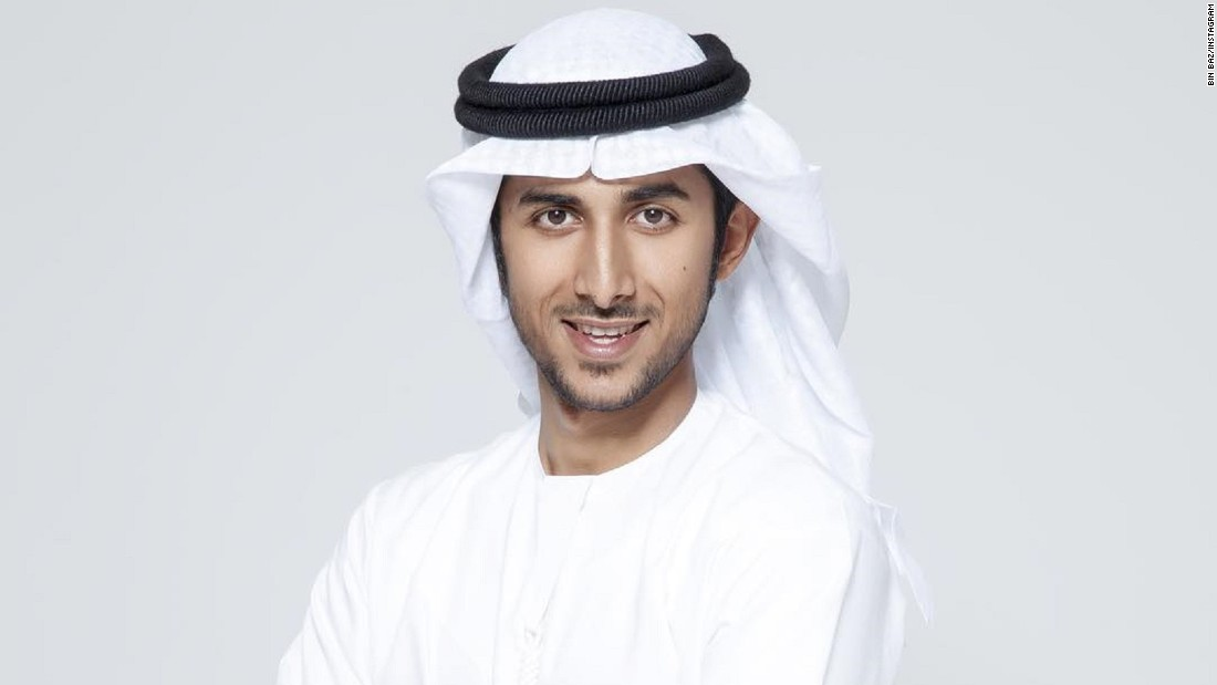 Abdulaziz Al Jassmi (aka Bin Baz) is comedy royalty on Instagram. Commanding 4.3 million followers, the Sharjah-born, Dubai-based 24-year-old made his name with slapstick videos finding the fun in life's many embarrassing situations.