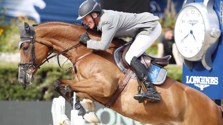 CNN Equestrian: Global Champions Tour