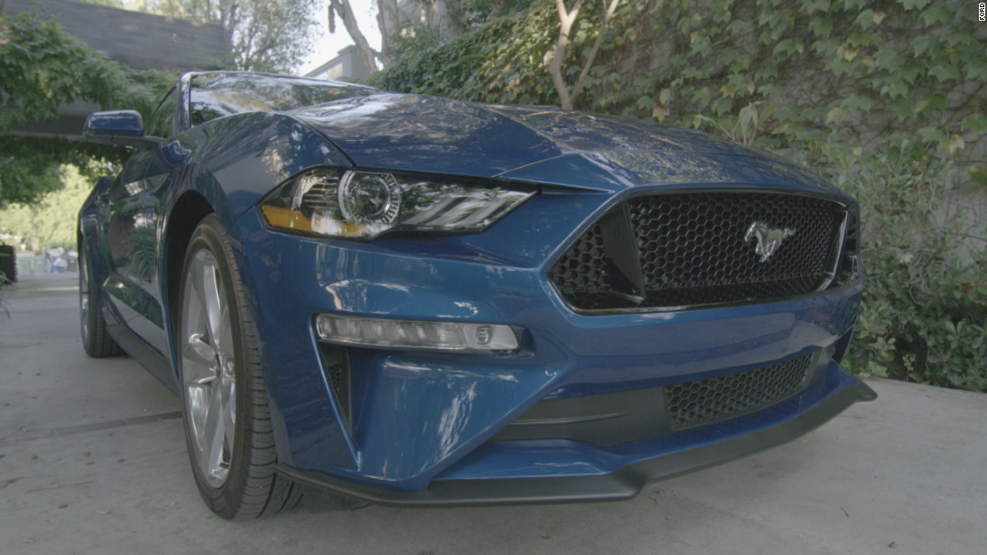 Ford offers a muzzle for the Mustang's growl - CNN Video