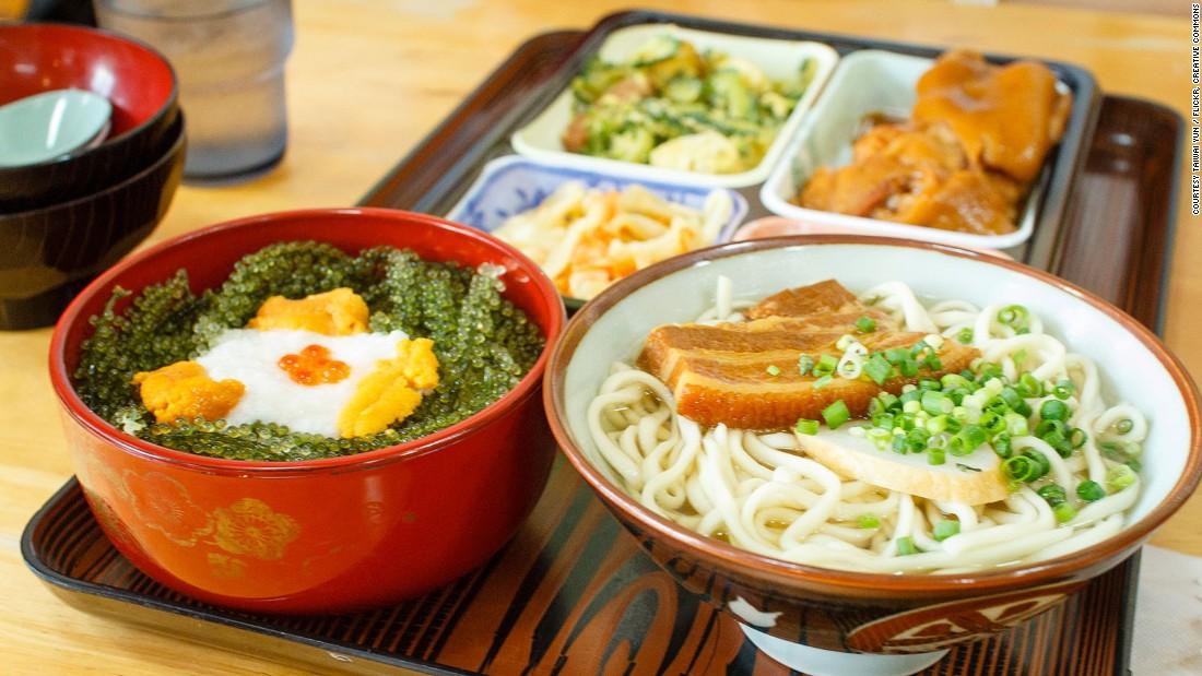 food Asian dish