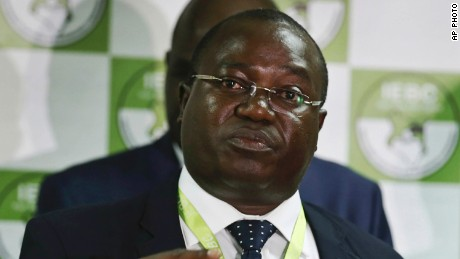 Christopher Msando, an information technology official for Kenya's electoral commission, has been found tortured and killed, the commission chairman said Monday.