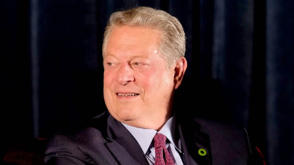 Former Vice President Al Gore attends a special screening Q&A of 'An Inconvenient Sequel: Truth to Power' at The Cinerama Dome on July 27, 2017 in Los Angeles, California