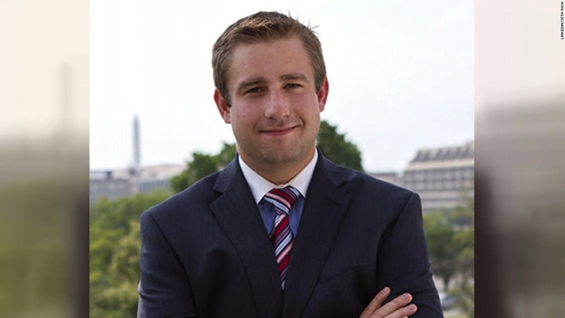 After Mueller report, brother of Seth Rich calls on those who pushed conspiracy theory to 'take responsibility'
